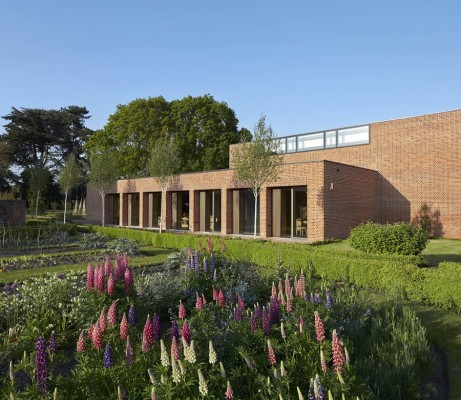RIBA Awards 2014 - Britten Pears Archive