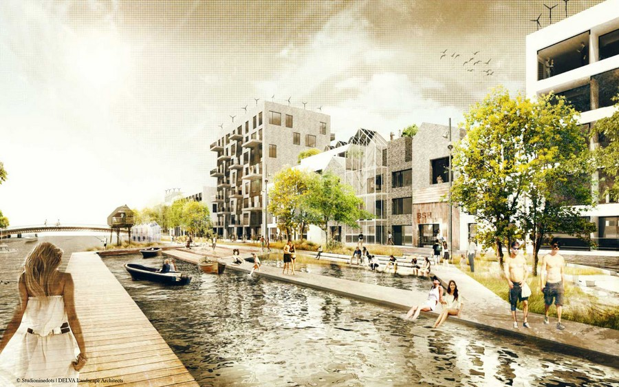 Cityplot buiksloterham amsterdam masterplan e architect for Product design jobs amsterdam