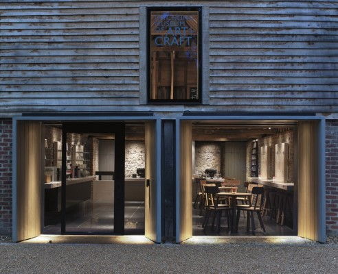 RIBA Awards 2014 - Ditchling Museum of Art and Craft