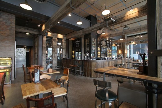 The Dockyard Bar Manchester E Architect