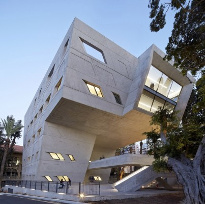 Issam Fares Institute Building by Zaha Hadid Architects