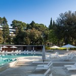 Rovinj Hotel Swimming Pool 4