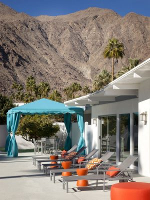 Martini House in Palm Springs, Modern Home