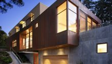 Mill Valley House in California Marin County