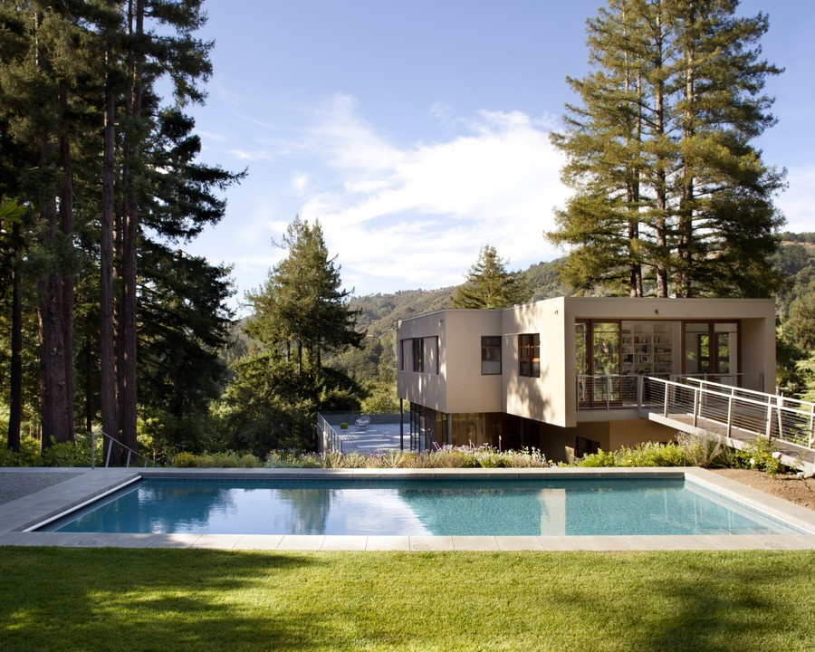 Mill Valley Residence 1 E Architect