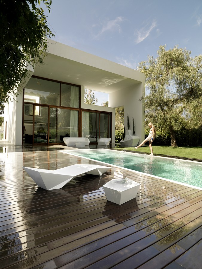 Rocafort house in murcia spain e architect for Migliori progetti di pool house