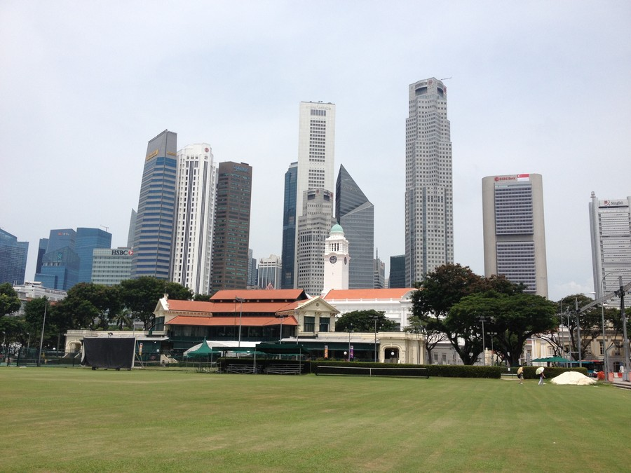 Singapore building photos e architect for Top 10 architecture firms in singapore