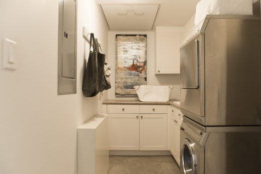 New British Columbia real estate utility room
