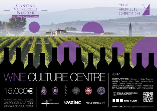 Wine Culture Centre Competition