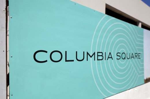 Columbia Square Hollywood