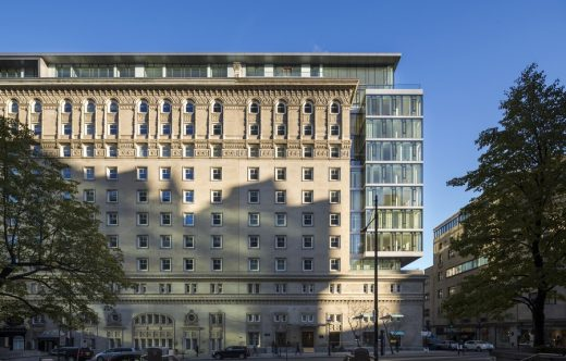 Ritz-Carlton Hotel in Montreal