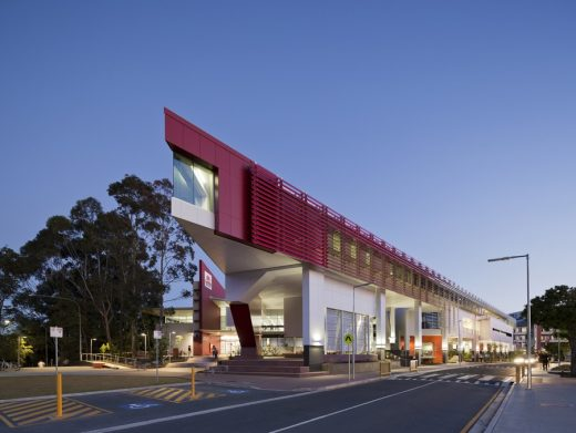 Griffith University Learning Commons, Gold Coast