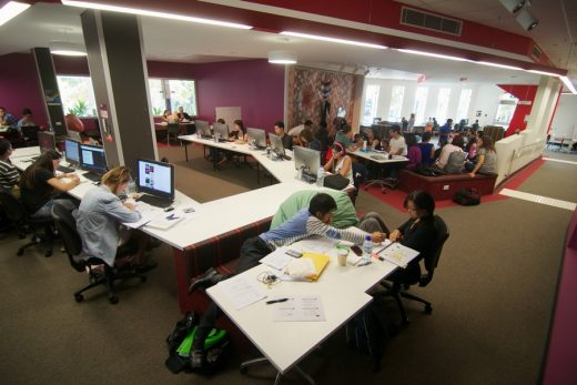 Griffith University Learning Commons