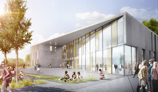 Herningsholm Vocational School Denmark 1