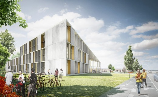 Herningsholm Vocational School Denmark 2