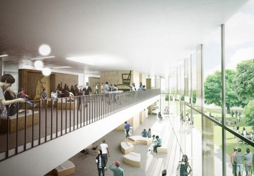 Herningsholm Vocational School Denmark 4