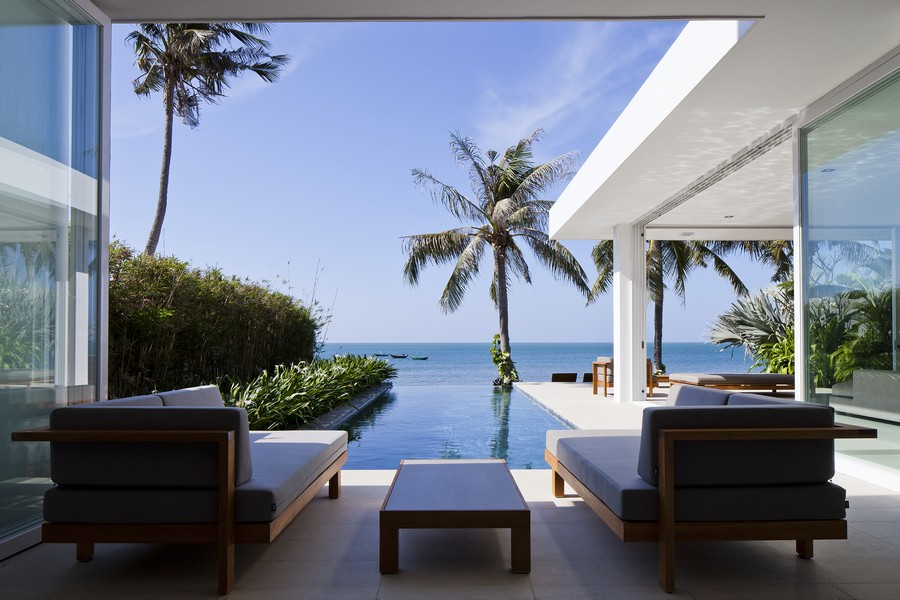 Oceanique Villas, Vietnam Holiday Houses - e-architect