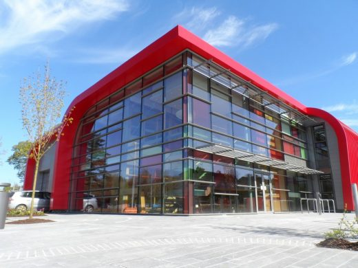 Omagh Fire Station Building