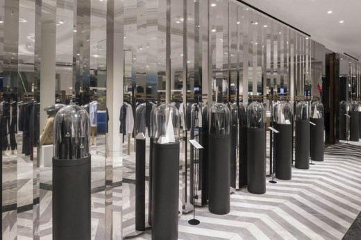 Selfridges Display System