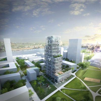 Tower Striga 1 Antwerp