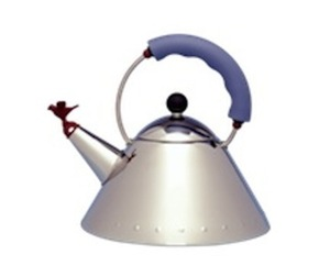 Alessi Tea Kettle