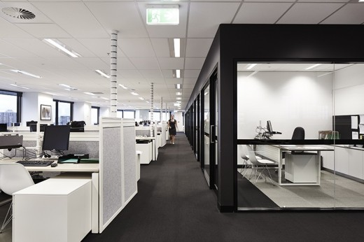 Bdo office in brisbane e architect for Current trends in architecture