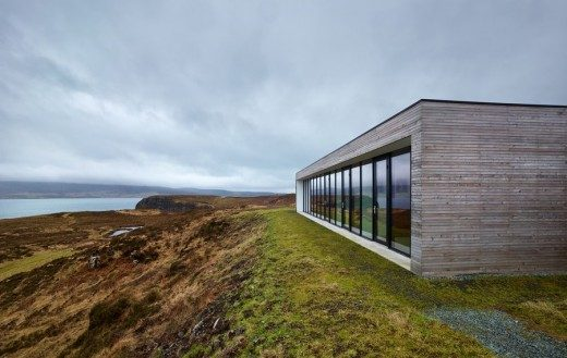 Cliff House on Skye, Galtrigill Property