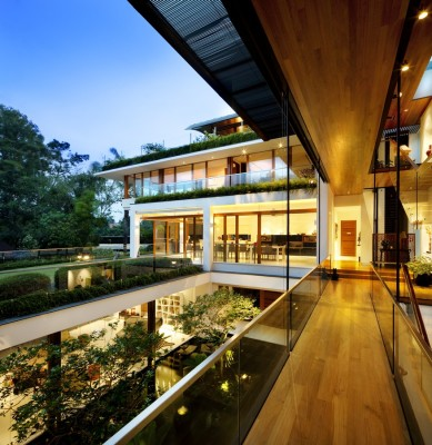 Dalvey Rd house design by Guz Architects