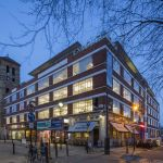 Exmouth House in Clerkenwell, London