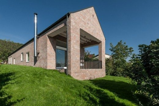 Long Brick House in Hungary property