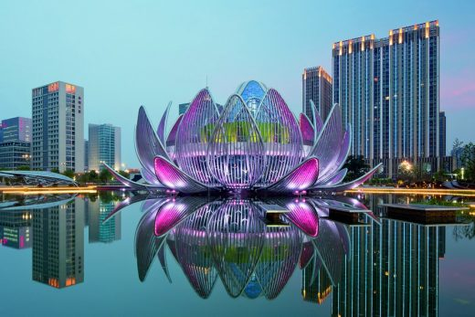 Lotus Exhibition Centre and People's Park