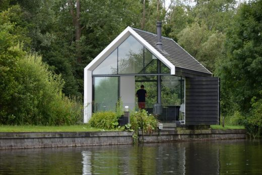 Island House near Amsterdam