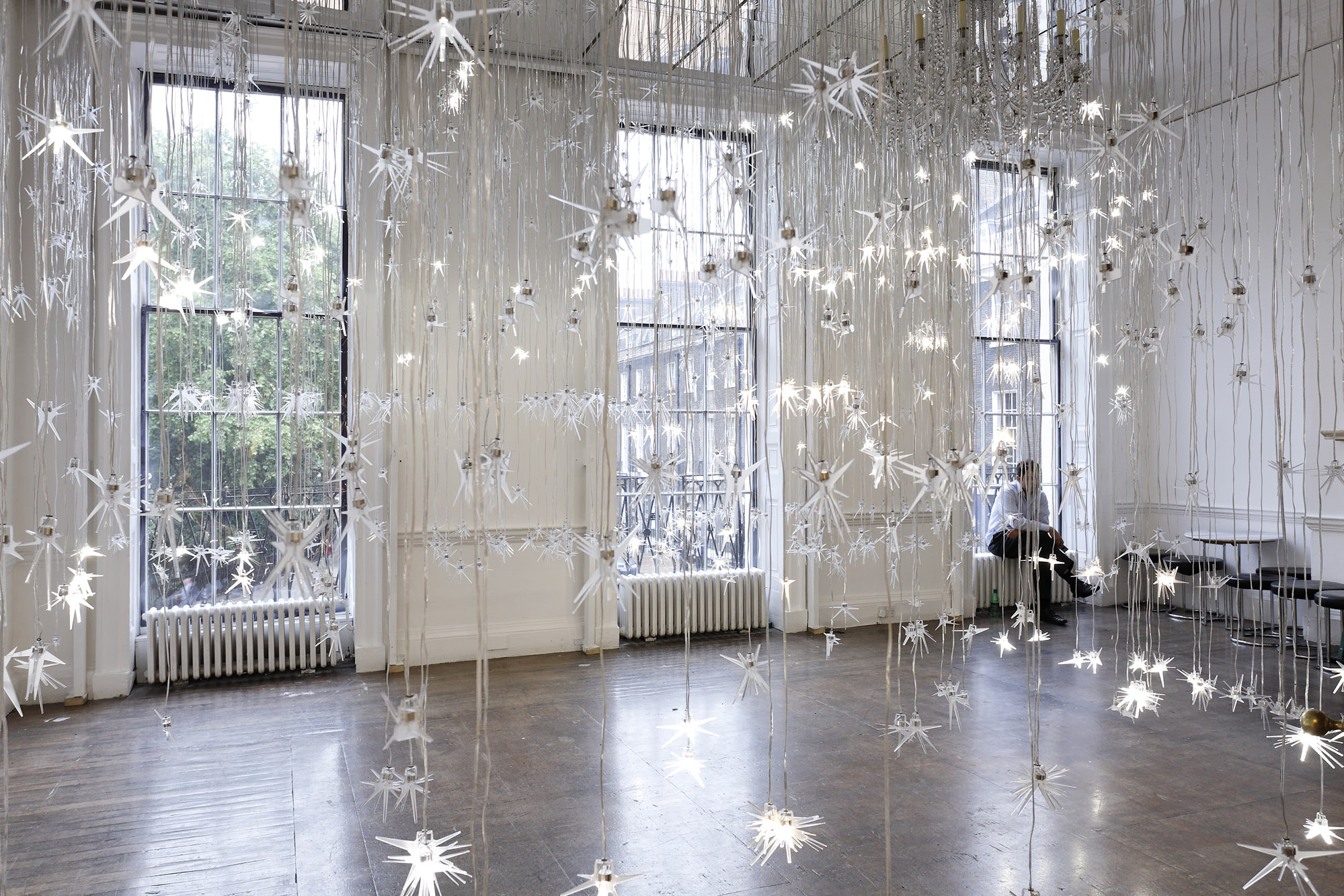 LightHive (subtitled U201cluminous Architectural Surveillanceu201d) Was An  Interactive Installation At The Architectural Association School Of  Architecture, London, ...