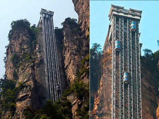 Bailong Elevator - Structural Marvels of the World