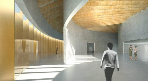 Hungarian Music House Design Competition