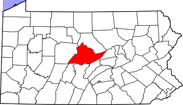 area in Pennsylvania where State College is located
