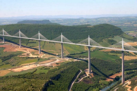 Milau Viaduct - Structural Marvel