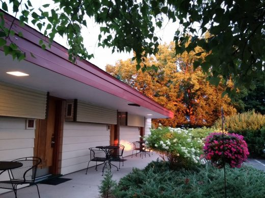 The Usonian Inn Wisconsin