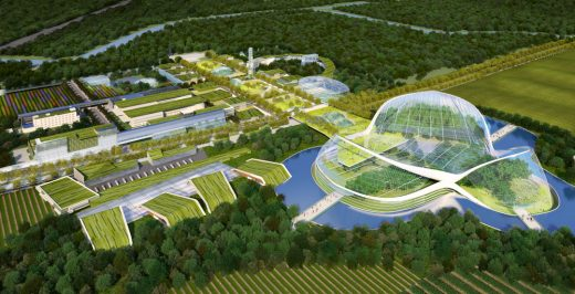 COFCO Agricultural Eco Valley Master Plan