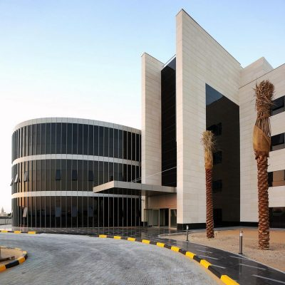 Al Qassimi Hospital in Sharjah