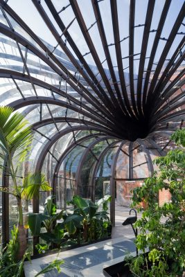 Bombay Sapphire Distillery Building