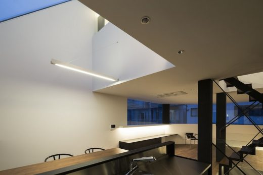 Cave House in Tokyo