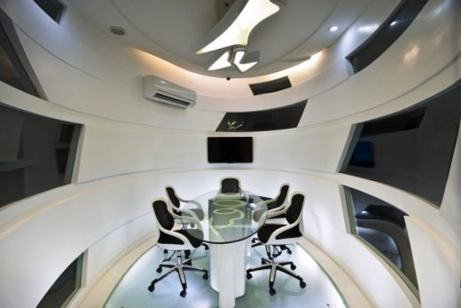 Cubix Office interior in New Delhi