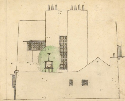 Mackintosh Architecture Exhibition