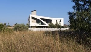 Paradox House in Athens