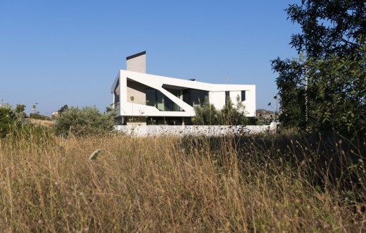 Paradox House Athens Architecture News