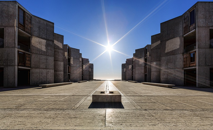 Salk Institute 5 E Architect