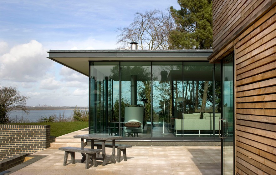 Best Glass Bungalow Design Home Design Pictures - Decorating House ...