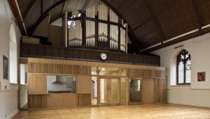 St Martin of Tours, Dalry, Edinburgh building | www.e-architect.co.uk