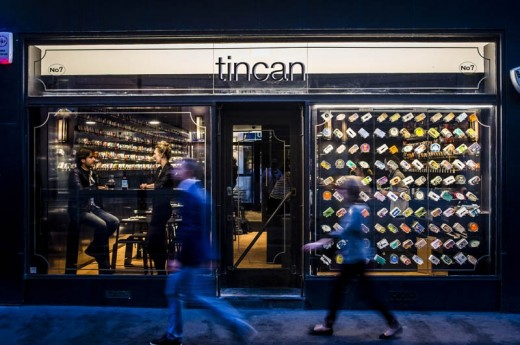 Tincan London Restaurant